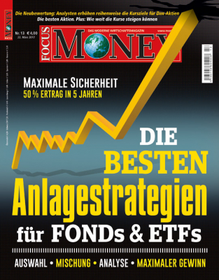 FOCUS-MONEY - aktuelle Ausgabe 13/17