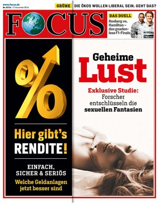 FOCUS - aktuelle Ausgabe 47/2014