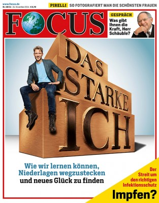 FOCUS - aktuelle Ausgabe 48/2014
