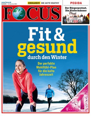 FOCUS - aktuelle Ausgabe 51/2014