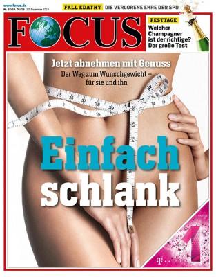 FOCUS - aktuelle Ausgabe 52/2014