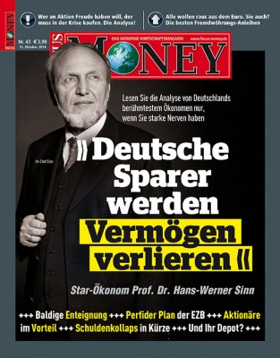 FOCUS-MONEY - aktuelle Ausgabe 43/2014