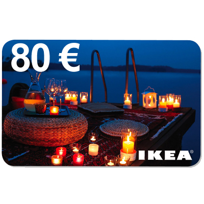 focus 80 eur ikea gutschein offizieller abo shop. Black Bedroom Furniture Sets. Home Design Ideas