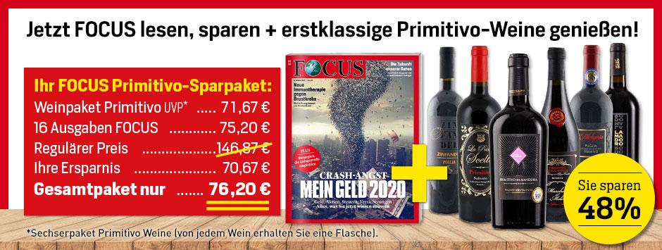 Focus Weinpaket