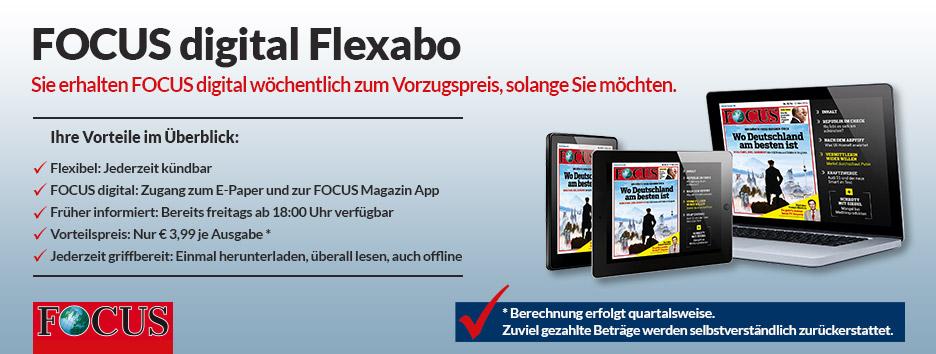 focus digital flexabo jederzeit k ndbar e paper app. Black Bedroom Furniture Sets. Home Design Ideas