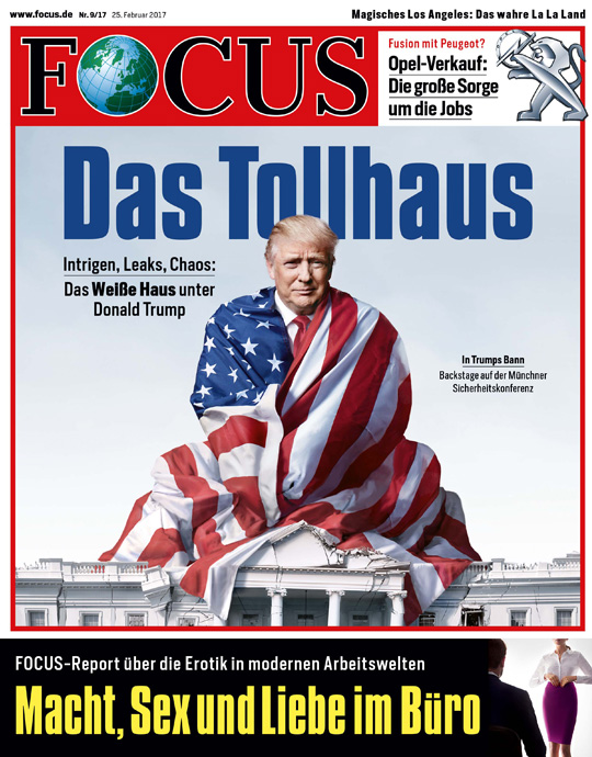 FOCUS - aktuelle Ausgabe 09/2017