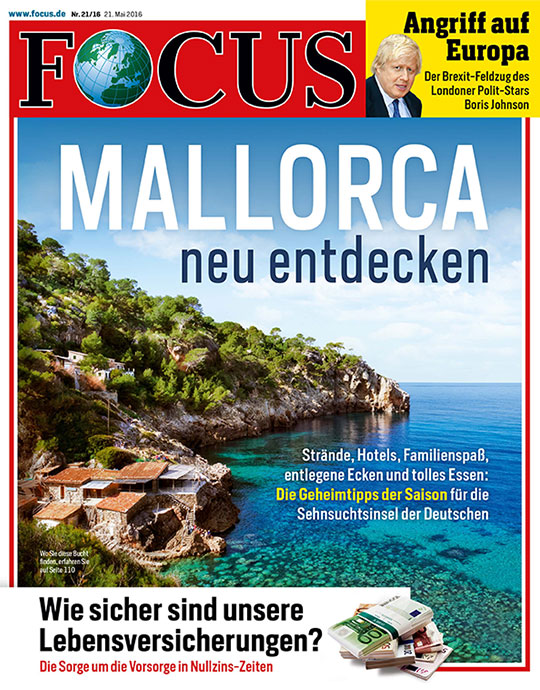 FOCUS - aktuelle Ausgabe 21/2016