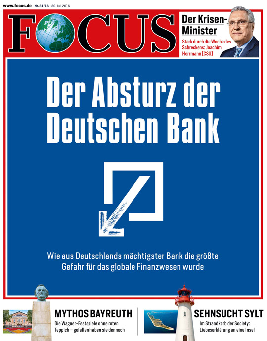FOCUS - aktualisierte Ausgabe 31/2016