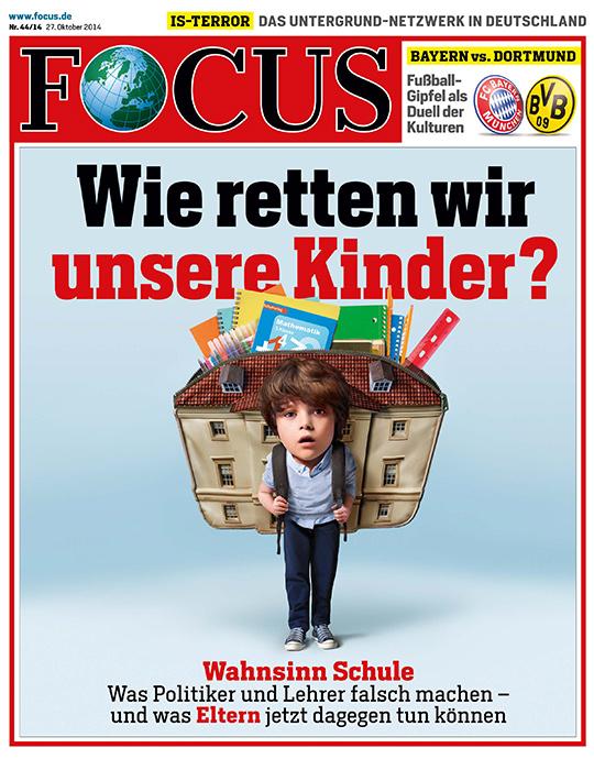 FOCUS - aktuelle Ausgabe 44/2014