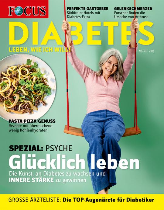 DIABETES - aktuelle Ausgabe 03/2018