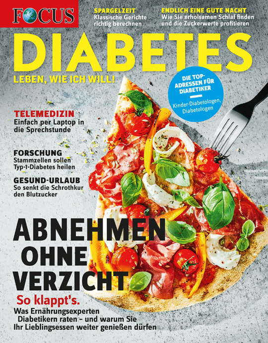DIABETES - aktuelle Ausgabe 04/2018