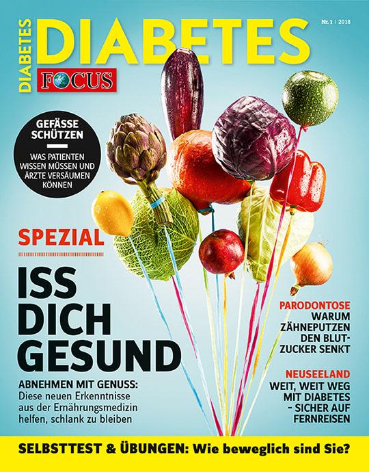 DIABETES - aktuelle Ausgabe 01/2018