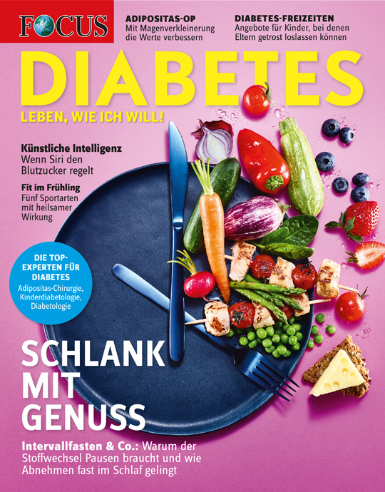 DIABETES - aktuelle Ausgabe 01/2020