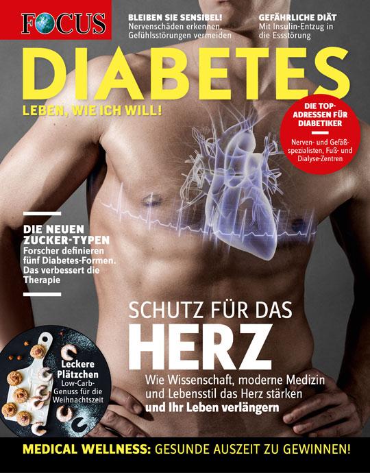 DIABETES - aktuelle Ausgabe 04/2019