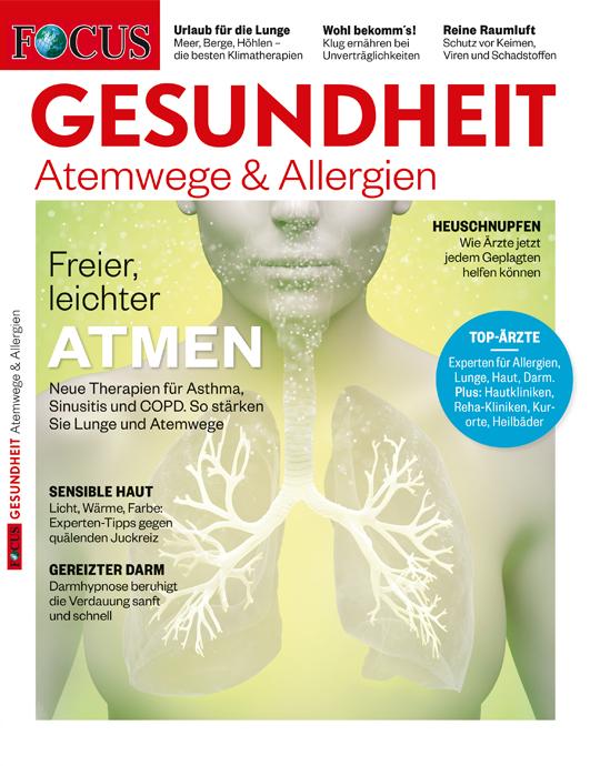 FOCUS GESUNDHEIT - aktuelle Ausgabe 01/2021