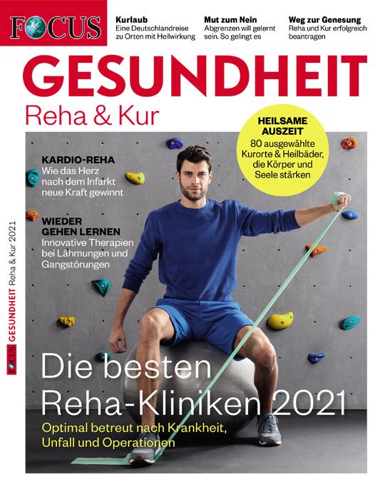 FOCUS GESUNDHEIT - aktuelle Ausgabe 06/2020