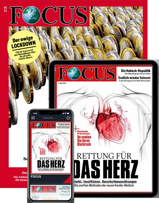 FOCUS Print + Digital