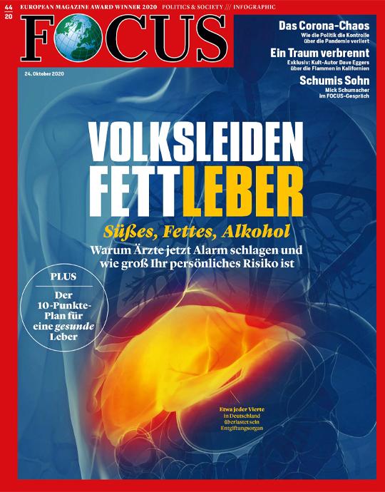 FOCUS - GOLD, DAS BESSERE GELD? - aktuelle Ausgabe 42/2020